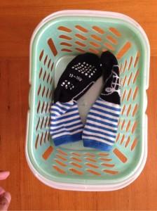 なかなか着替えない子のための、風呂上がりセットのやり方