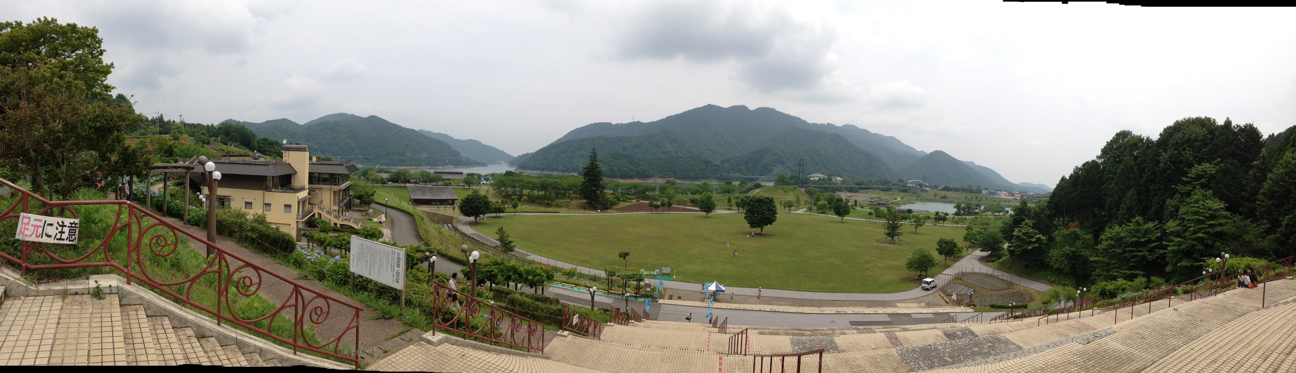 【神奈川県清川村】宮ヶ瀬湖畔園地に行ってきたよ!