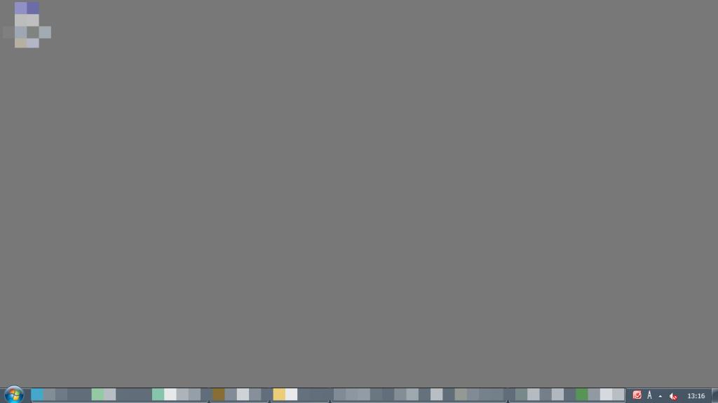 デスクトップ 画像 グレー