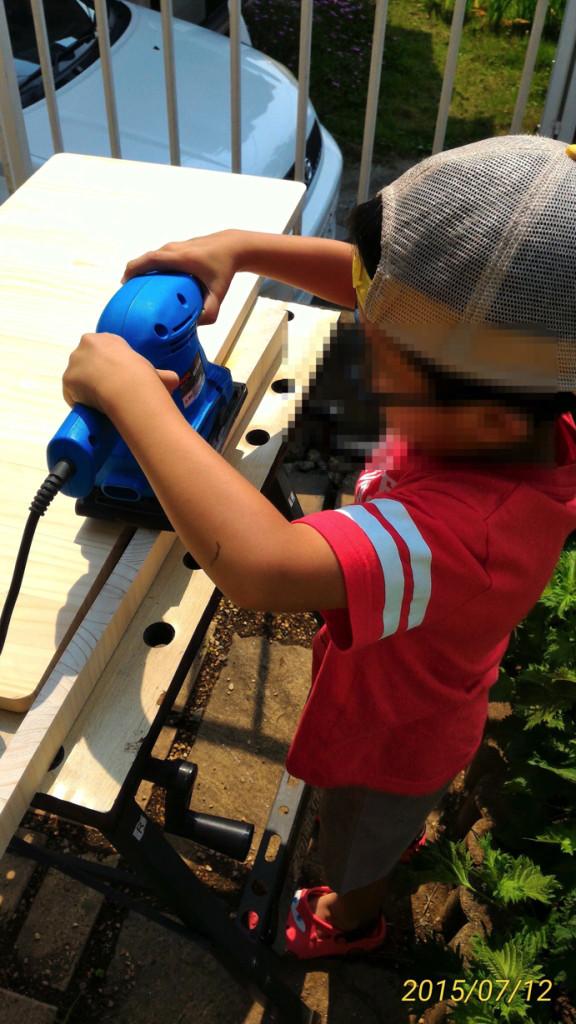 幼稚園児だって、お手伝いできちゃいます。