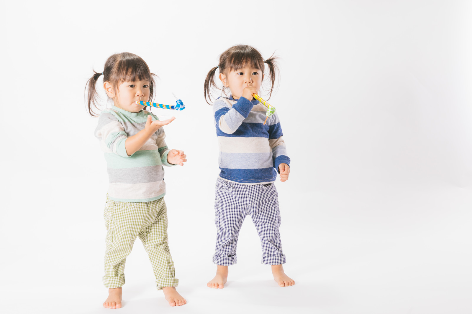 子どものリズムに合わせて遊ぶ