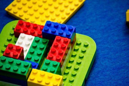 レゴブロックを使ったプログラミング教室をやりたい