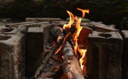 気持ちにも火がついてきた!炊き出し訓練